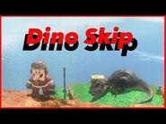 Dino Skip Demonstration