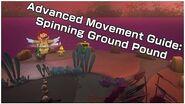Spin Pound (Quick Ground Pound)- Advanced Movement Tutorial - SUPER MARIO ODYSSEY