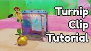 Super Mario Odyssey - Turnip Clip - Advanced Strategy Tutorial