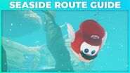 SMO Speedrun Tutorial - New Seaside Out of Bounds Route