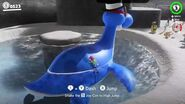 Frog Airswim (Dorrie Method) Execution by AbsolutelyAsh