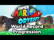 Any% World Record Progression Video by SmallAnt