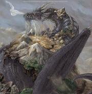 Smok ziemi 7