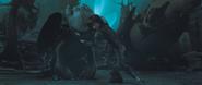 Szczerbatek i Czkawka po ataku Valki Jak Wytrsowa Smoka 2