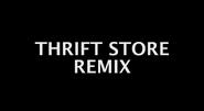 THRIFT STORE CELEBRITY CHALLENGE (Squad Vlogs)9