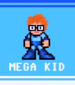 Mega Kid (16-Bit High)