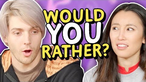WEIRDEST WOULD YOU RATHER EVER (Squad Vlogs)