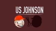 Us Johnson title card