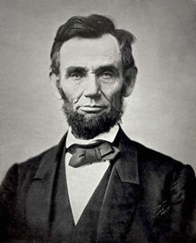 Lincoln in 1863