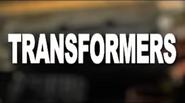 Transformers Rap title screen