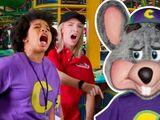We Make a Chuck E Cheese Training Video Funny