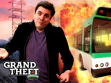 JOVEN THE BRONZE BOMBER! (Grand Theft Smosh)