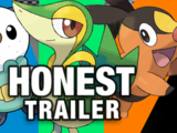 POKÉMON BLACK & WHITE (Honest Game Trailers)