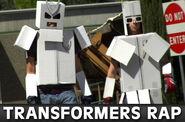 Transformers rap big
