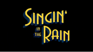 If Movies Were Real 6 Singin' in the Rain title card