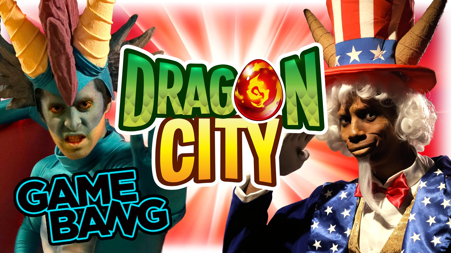 EPIC DRAGON CITY BATTLE CONCLUSION (Game Bang)