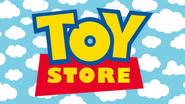 OLODisneyMovies Toy Store title card