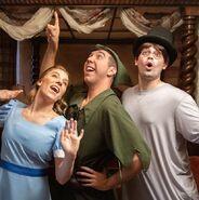 OLODisneyMovies Peter Pan characters