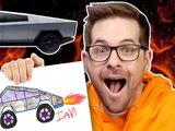 Ian's Tesla Cybertruck Tweet Went Viral - SmoshCast 41 Highlight