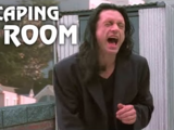 ESCAPING THE ROOM W/ TOMMY WISEAU