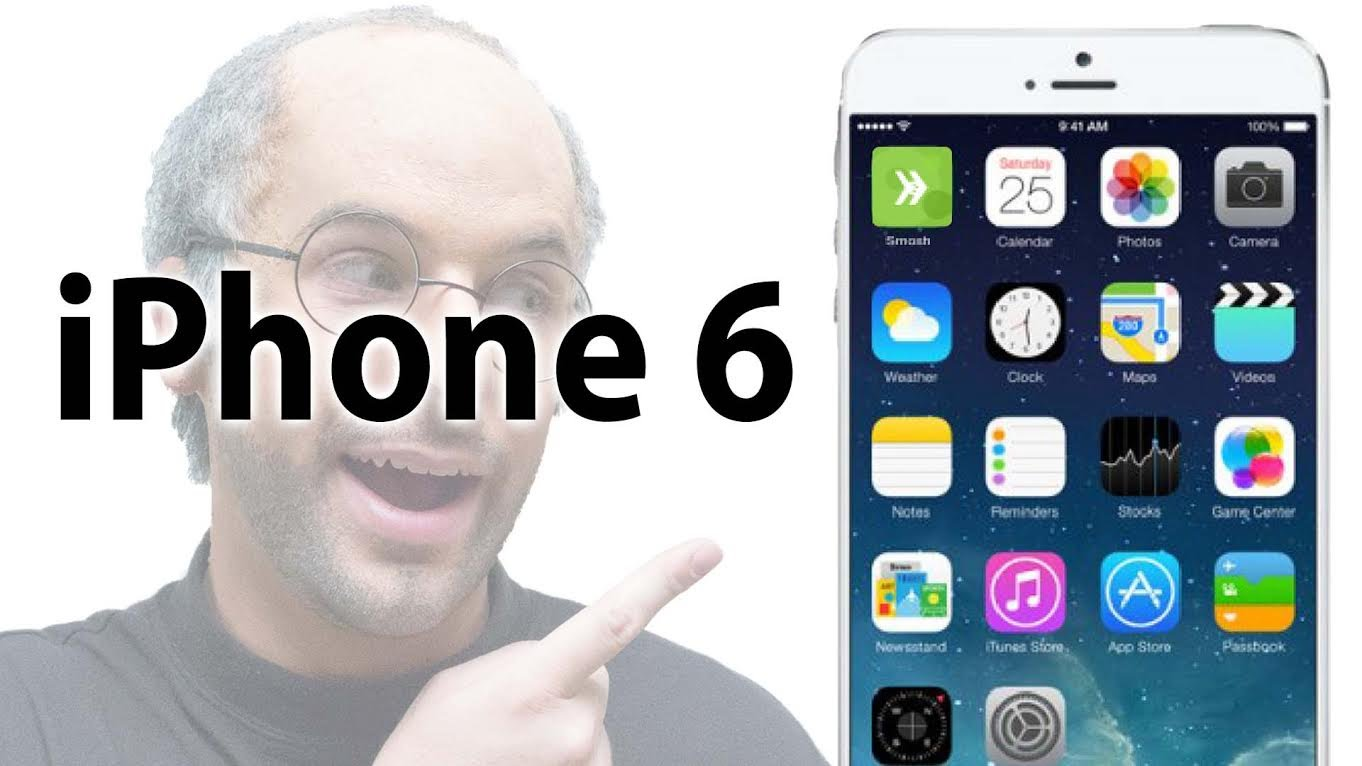 IPHONE 6 REVEALED