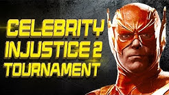CELEBRITY INJUSTICE 2 W/ NERDIST, GEEK & SUNDRY AND MORE!
