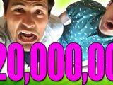 20 MILLION SUBSCRIBERS!
