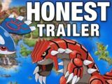 POKÉMON RUBY AND SAPPHIRE (Honest Game Trailers)