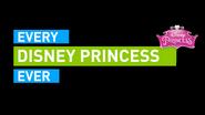 Every Disney Princess Ever title card