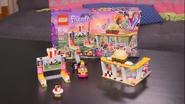 LEGO BURGER JOINT GETS DESTROYED Completed Set