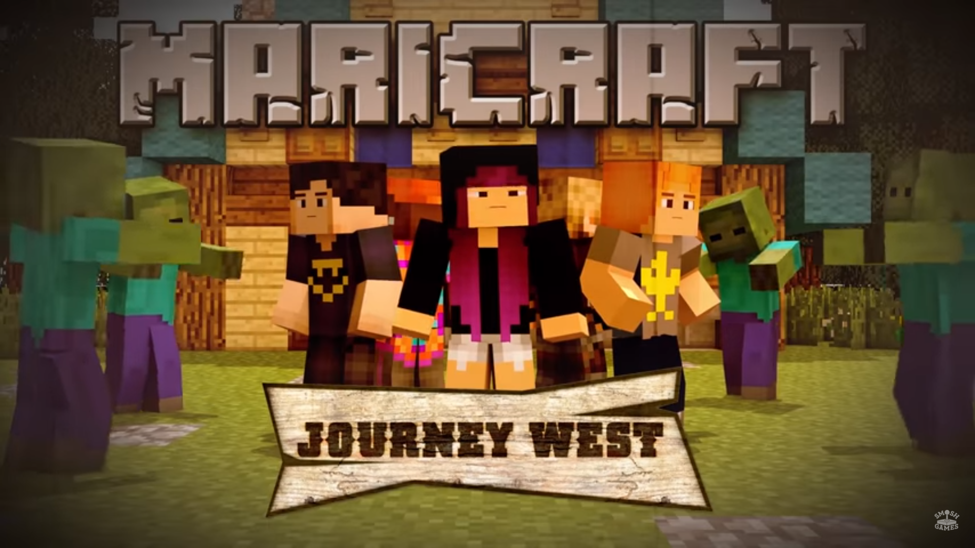 Maricraft: Journey West