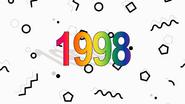 1998 VS 2018 1998
