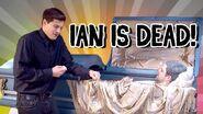IAN'S FUNERAL (BTS)
