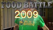 Food Battle 2009