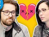 WHY WE BROKE UP w/ Ian & His Ex-Girlfriend Pamela Horton - SmoshCast 14