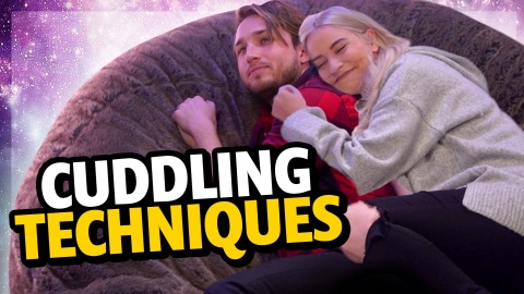 SECRET CUDDLING TECHNIQUES! (w/ Lily Marston, Elliott Morgan, and The Warp Zone)