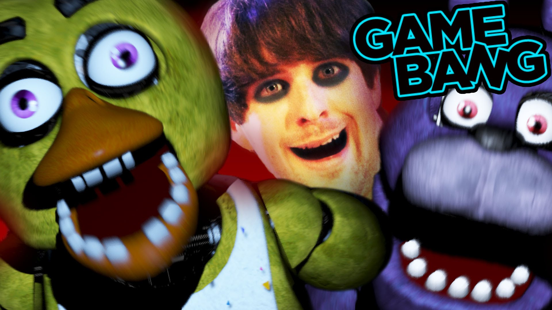 SCARED TO DEATH BY FIVE NIGHTS AT FREDDY'S