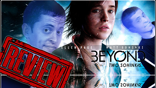 BEYOND TWO SOULS REVIEW