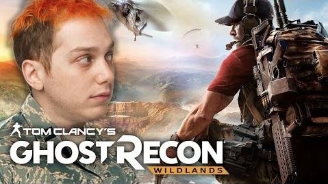 GHOST RECON: WILDLANDS SCAVENGER HUNT! (Game Bang)