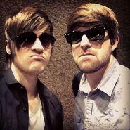 .01 Anthony & Ian Wearing Sunglasses