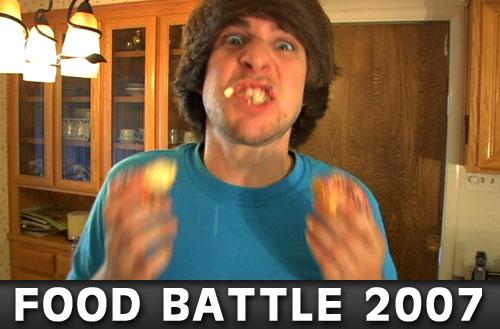 Food Battle 2007