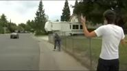 Hardcore Max - Pedestrian yelling