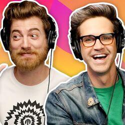 Rhett & Link, Saviors of SMOSH! - SmoshCast 9
