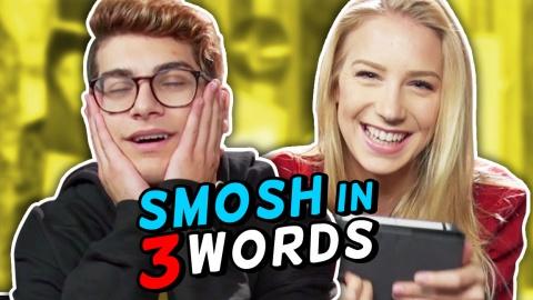 DESCRIBING SMOSH IN 3 WORDS (The Show w/ No Name)