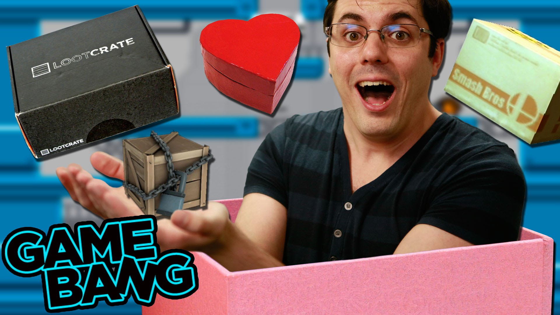 BUBBLE GUM BEATBOX (Game Bang)