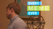 EVERY MEME EVER End title card