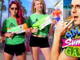 SEXY WET T-SHIRT CONTEST! (Smosh Summer Games)