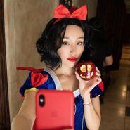 OLODisneyMovies Olivia Snow White