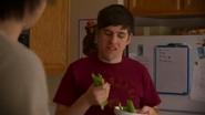 Breaking the Habit - Ian eating celery