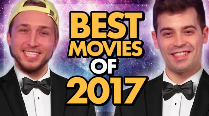 THE ABSOLUTE BEST MOVIES OF 2017!